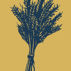 grist provisions wheat logo